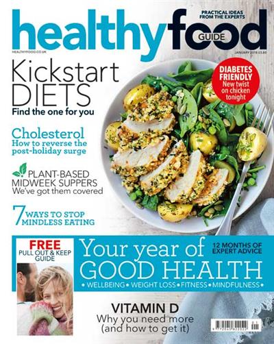 Back Issues Healthy Food Guide