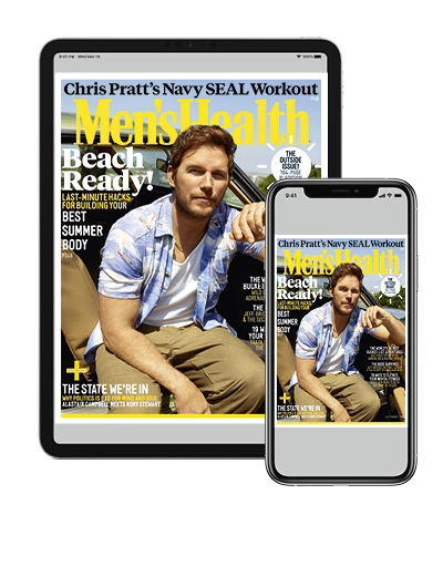 Men's Health Digital