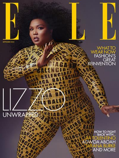Kylie Jenner on the cover of Elle magazine February 2016, Hearst magazine subscriptions