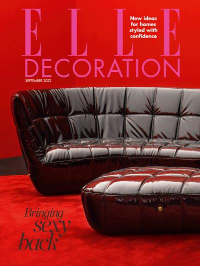 Elle Decoration magazine cover February 2016, Hearst magazine subscriptions