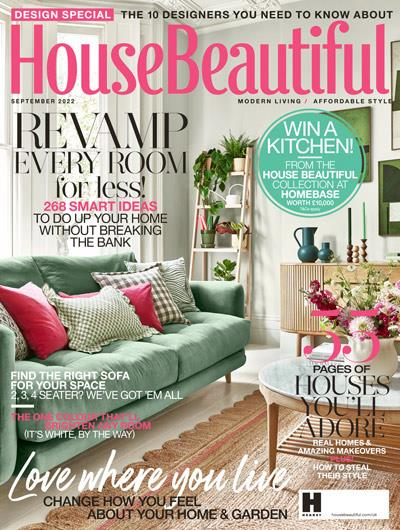 House Beautiful Mag house beautiful magazine subscription - hearst magazines uk