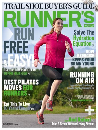 Runner's World cover February 2016, Hearst magazine subscriptions