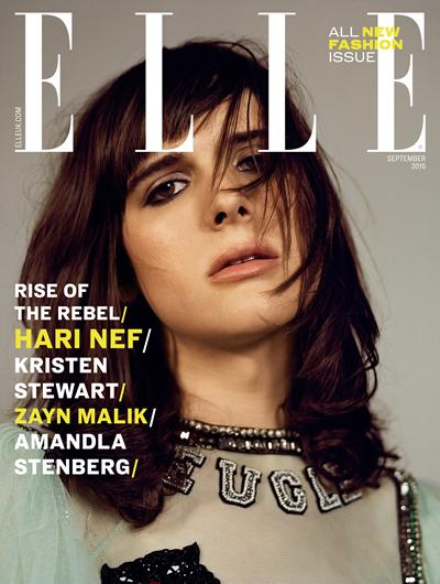 ELLE - Hari Nef