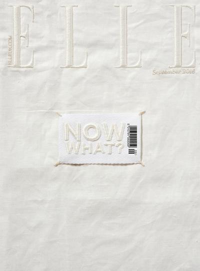 ELLE - Art cover