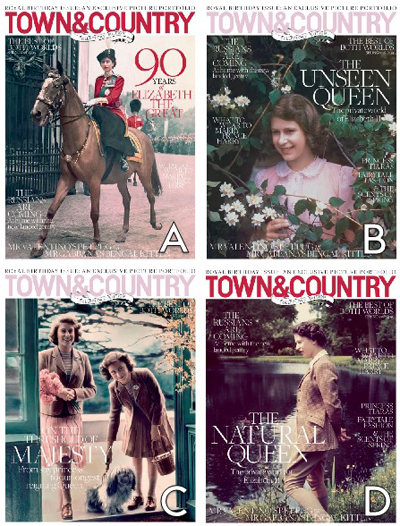 Town and Country Volume 7